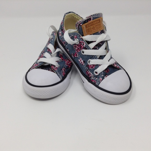 fa4c8d983b98 Converse Other - Converse All Star Toddler Girl